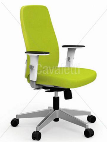Cadeira de Escritório Cavaletti Barueri - Cadeira para Escritório de Rodinhas