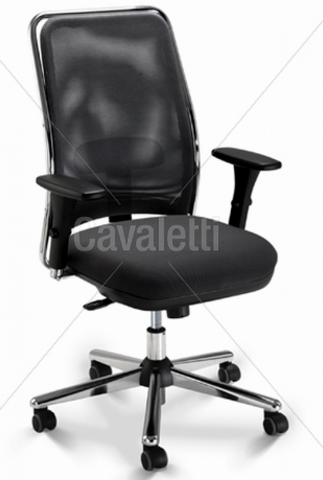 Cadeira para Escritório Diretor Santana de Parnaíba - Cadeira para Escritório Giratória