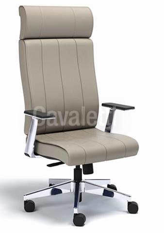 Cadeira para Escritório Presidente Carapicuíba - Cadeira para Escritório Simples