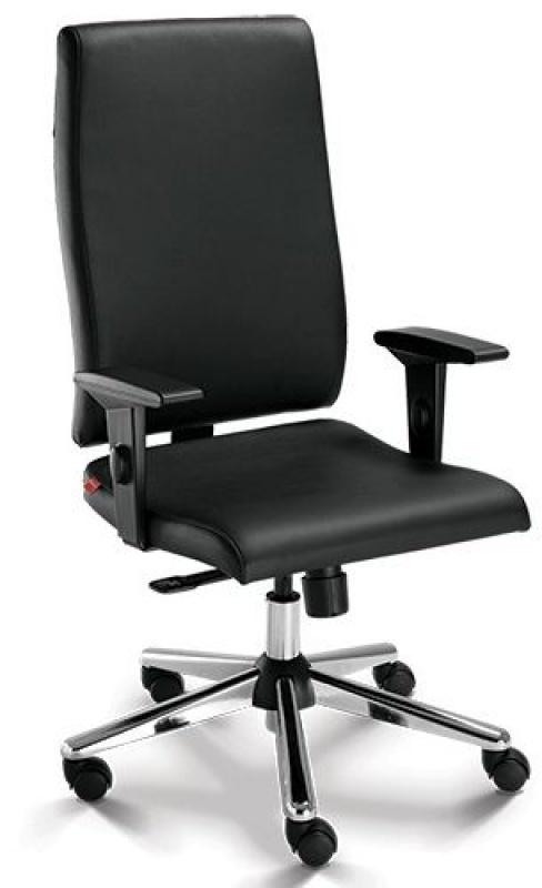 Cadeiras para Escritório Giratória Jundiaí - Cadeira para Escritório Simples