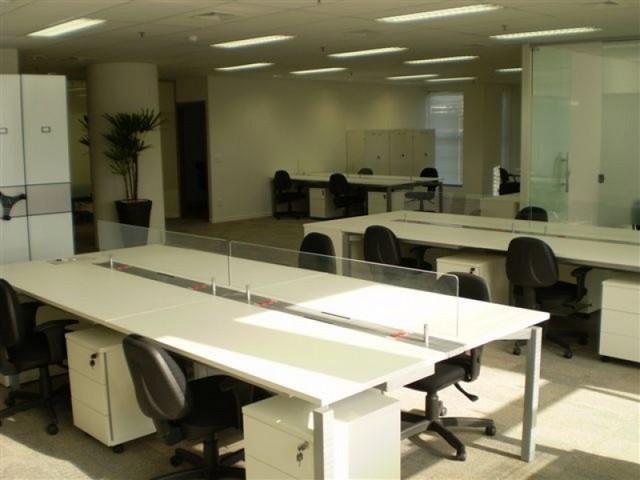 Comprar Estação de Trabalho Dupla Barueri - Mesa de Escritório Estação de Trabalho