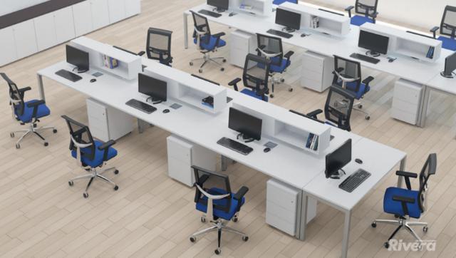 Comprar Mesa Plataforma para Escritório Cotia - Mesa para Escritório de Madeira