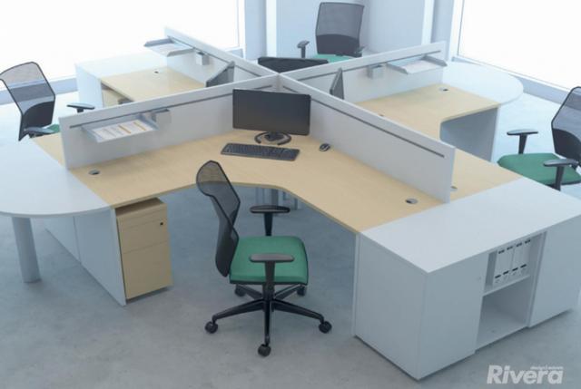 Mesa para Escritório em L Santana de Parnaíba - Mesa para Escritório de Madeira