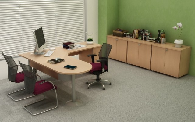 Mesa para Escritório sob Medida Preço Osasco - Mesa para Escritório de Madeira