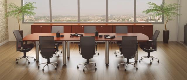 Mesas de Reunião para Escritório Cajamar - Mesa para Escritório de Madeira