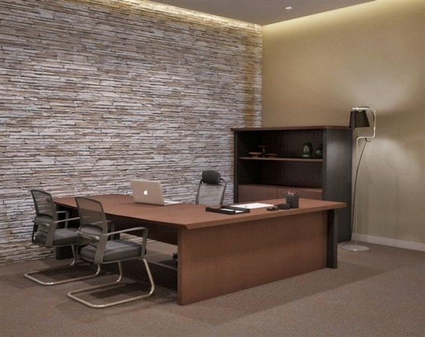 Quanto Custa Mesa para Escritório de Advocacia Guarulhos - Mesa para Escritório de Madeira