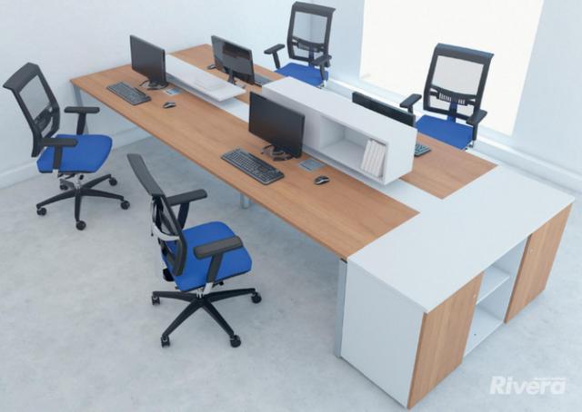 Quanto Custa Mesa Plataforma para Escritório Santana de Parnaíba - Mesa para Escritório de Madeira