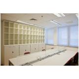 armário para escritório com fechadura preço Alphaville