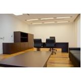 armário para escritório de madeira preço Barueri