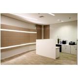 armários para escritório com gavetas Santana de Parnaíba