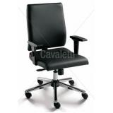 cadeira para escritório executiva preço Embu das Artes