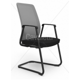 cadeira para escritório fixa preço Santana de Parnaíba