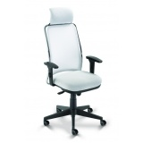 cadeira para escritório giratória preço Carapicuíba