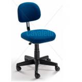 cadeira para escritório giratória simples Alphaville