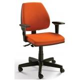Cadeira para Escritório com Apoio de Braço