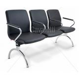 cadeiras para escritório de espera Alphaville