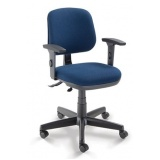 cadeiras para escritório simples Cajamar