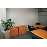 comprar armário para escritório de madeira Cajamar