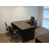 comprar mesa de canto estação de trabalho para escritório Jandira
