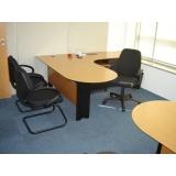 comprar mesa para escritório auxiliar Alphaville