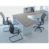 comprar mesa para escritório de madeira Jandira
