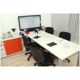 comprar mesa para escritório sob medida Cotia