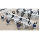 comprar mesa plataforma para escritório Cotia