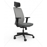 empresa de cadeira para escritório de couro Carapicuíba