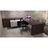 empresa de móveis para escritório de luxo Carapicuíba