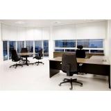 mesa para escritório auxiliar preço Embu das Artes