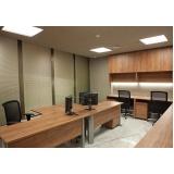 mesa para escritório auxiliar Alphaville