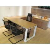 mesa para escritório preço Alphaville