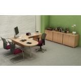 mesa para escritório sob medida preço Osasco