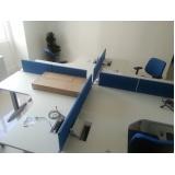 mesa para estação de trabalho Osasco