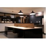 mesa plataforma para escritório Barueri