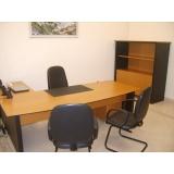 mesa para escritório de advocacia