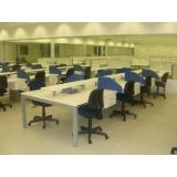 mesas estação de trabalho para empresas Cotia