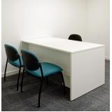 mesas estação de trabalho Alphaville