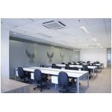 mesas para escritórios branca Santana de Parnaíba