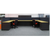 mesas para escritórios com divisórias Barueri