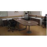 mesas para escritórios de canto Barueri