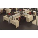 mesas para escritórios em L Barueri