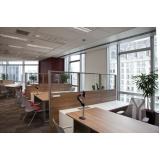 mesas para escritórios sob medida Alphaville