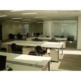móveis corporativos para escritório Cajamar