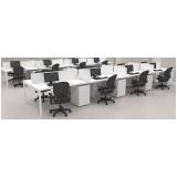 móveis para escritório bella línea Cajamar