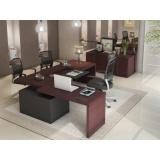 móveis para escritório de luxo preço Cajamar