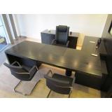 móveis para escritório de luxo Cajamar