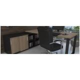 móvel para escritório bella línea Embu das Artes