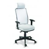 orçamento de cadeira para escritório anatômica Carapicuíba