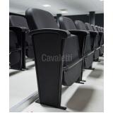 poltronas para auditório Carapicuíba